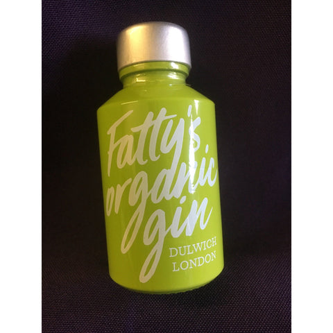 Fatty's Organic Gin Miniature - 5cl