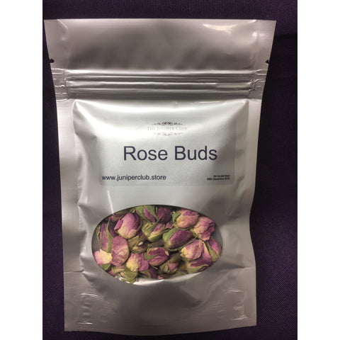 Fragrant Rose Buds - Gin Garnish Pouch