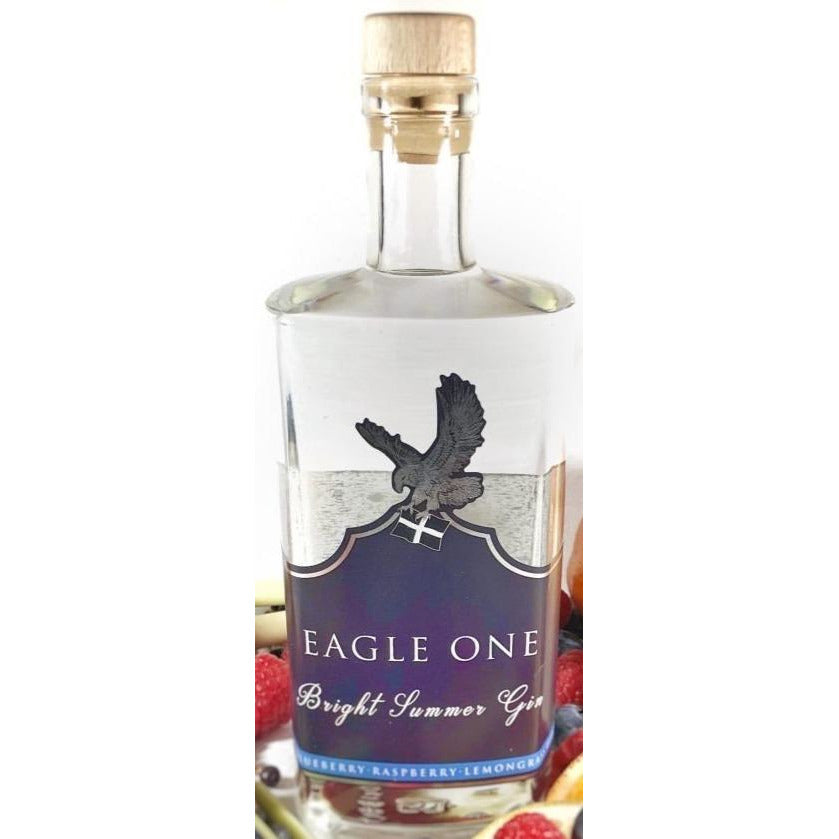 Eagle One Bright Summer Gin - 50cl