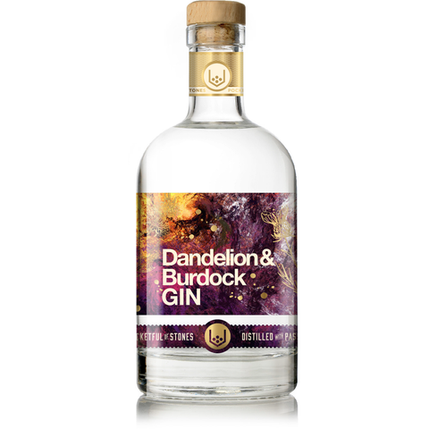 Caspyn Cornish Dandelion & Burdock Gin - 70cl