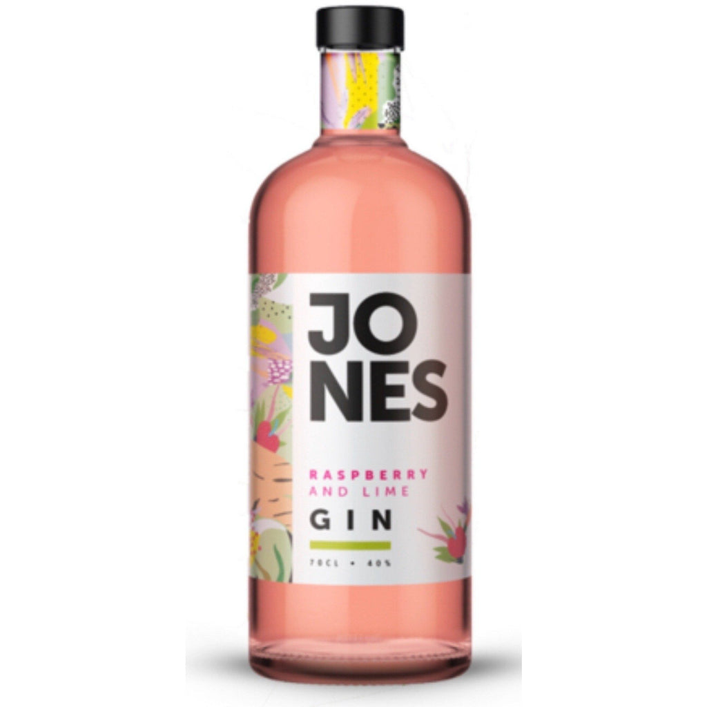 Jones Raspberry & Lime Gin - 70cl
