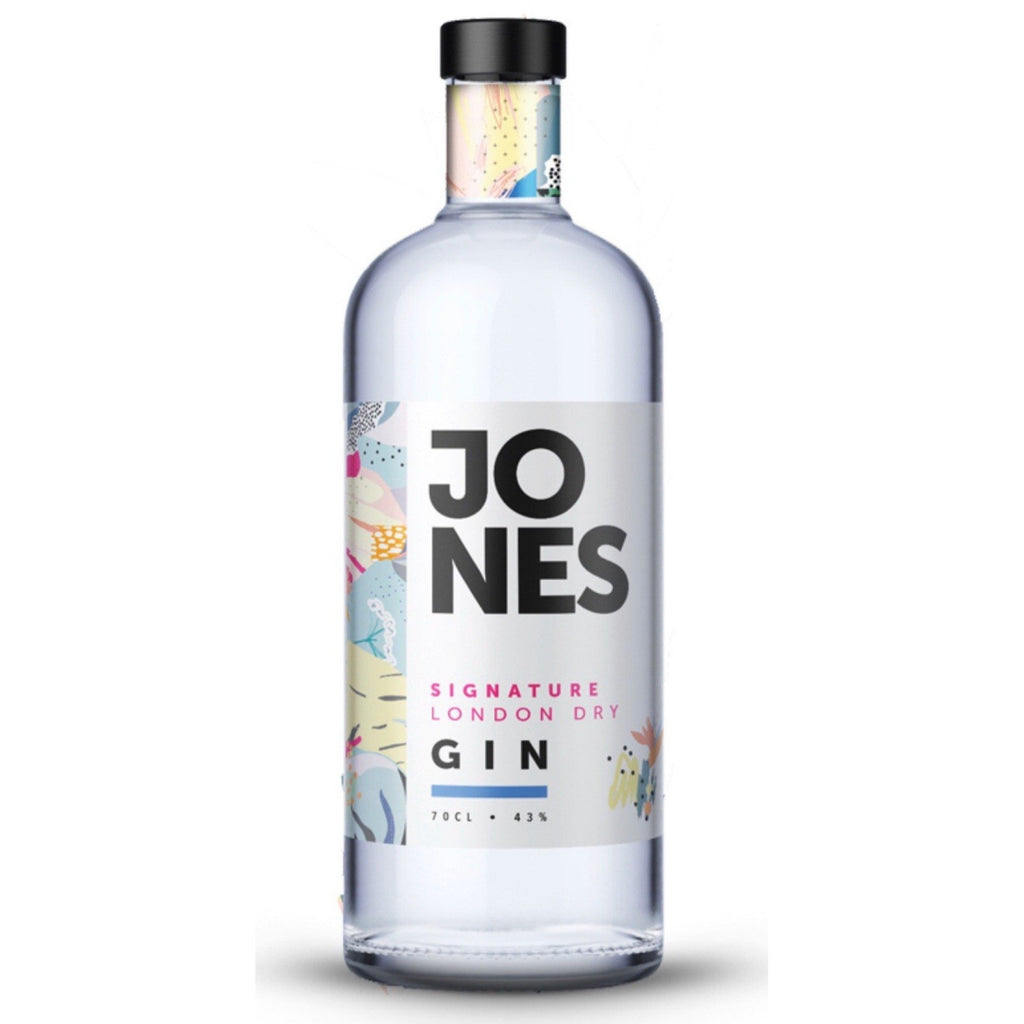 Jones Signature London Dry Gin - 70cl