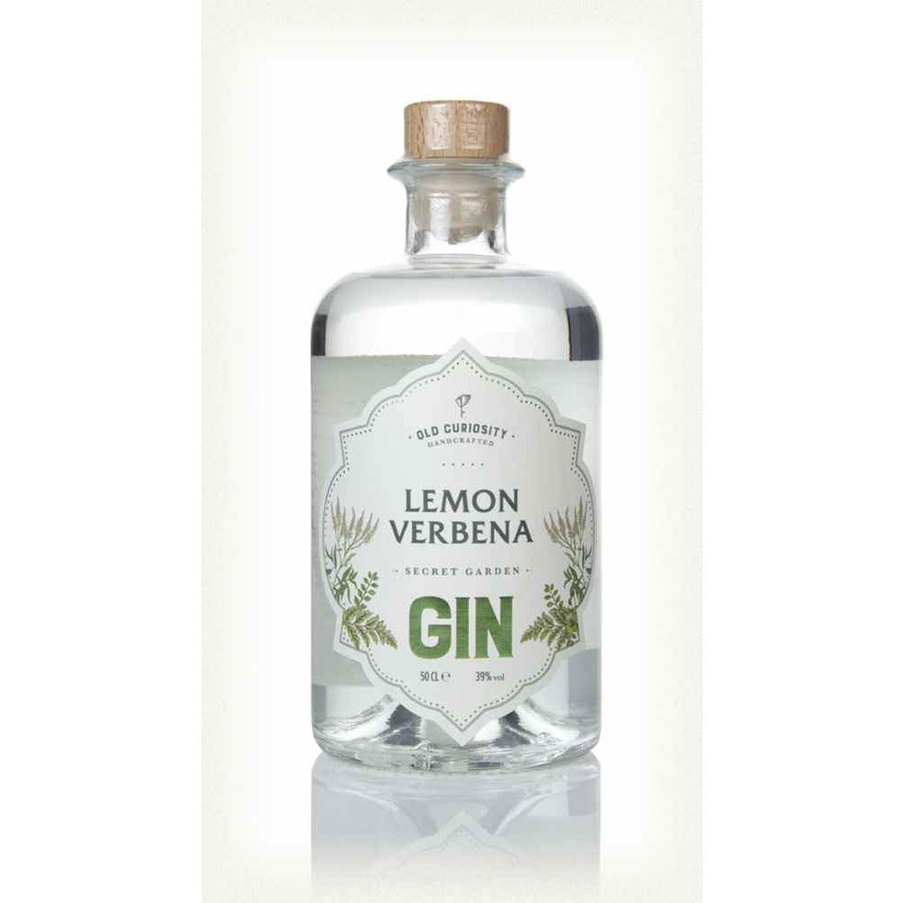 Old Curiosity Lemon Verbena Gin - 50cl