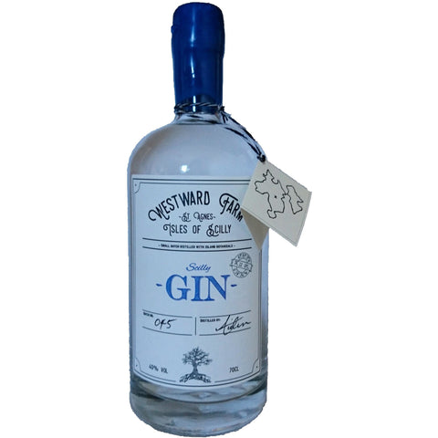 Westward Farm Scilly Gin - 70cl