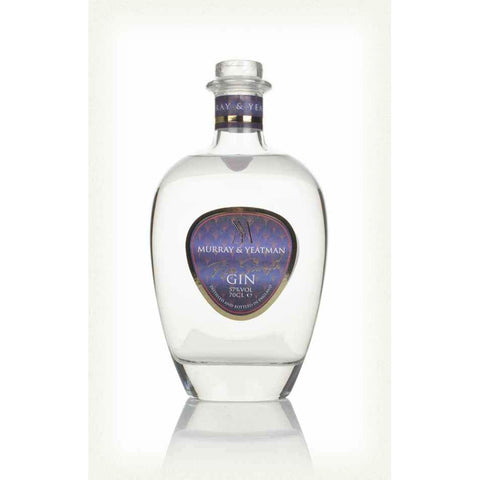 Murray & Yeatman Navy Strength Gin - 70cl