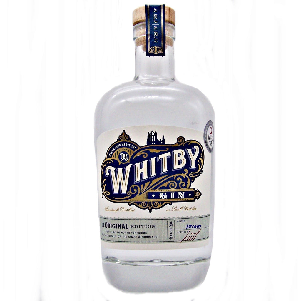 Whitby Gin - 70cl
