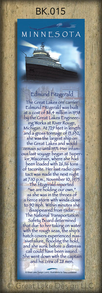 Great Lake Bookmarks