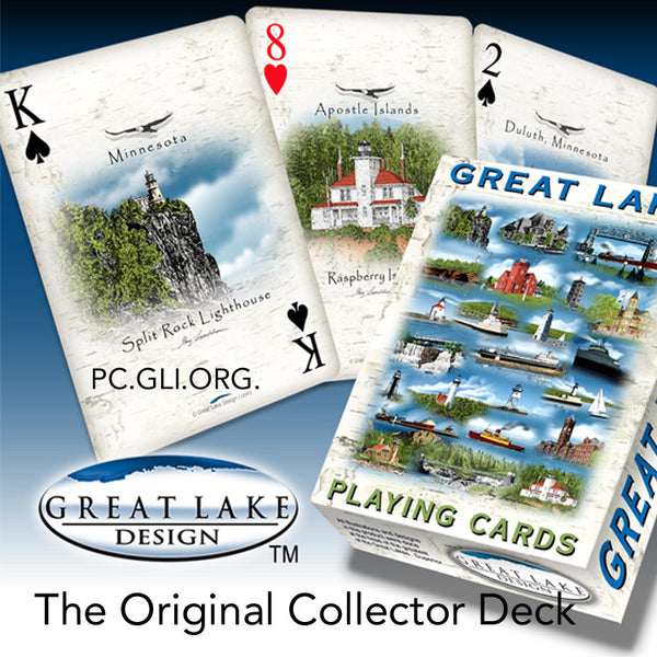 Great Lake Playing Cards