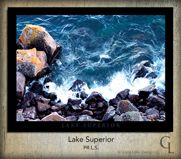 Great Lake Poster Prints