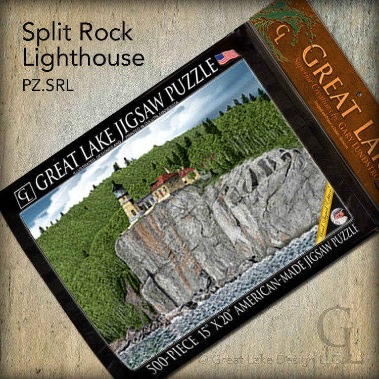 Great Lake Jigsaw Puzzles