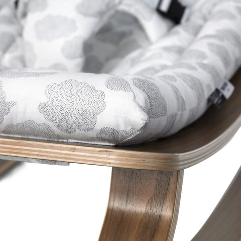 LEVO Rocker Walnut - Cloud