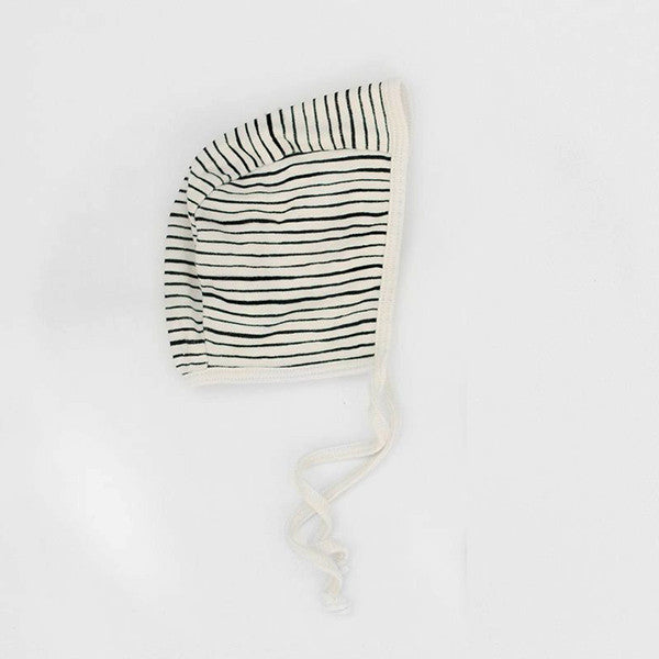 Cotton Bonnet Stripe