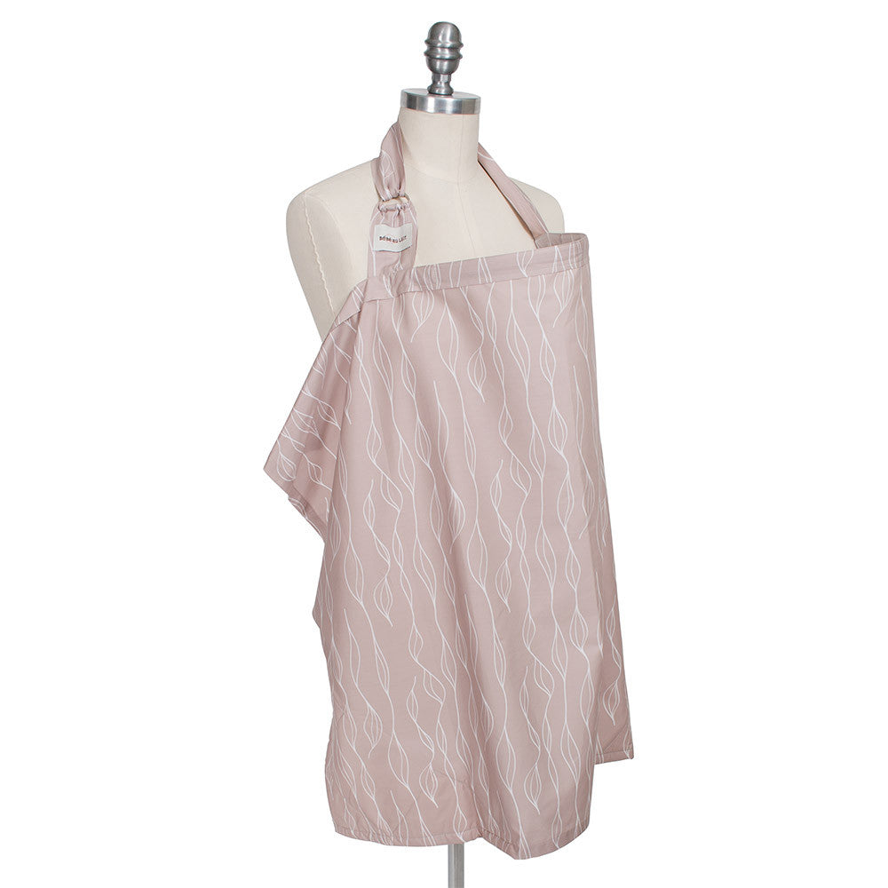 Organic Cotton Nursing Cover