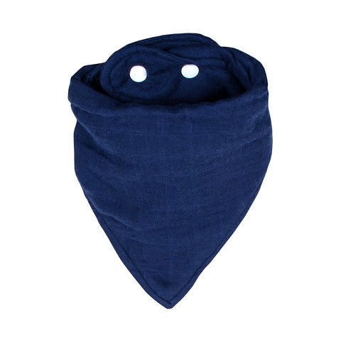 Oh-So-Soft Muslin Bandana Bib