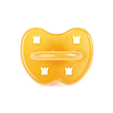 Round Pacifier - Crown