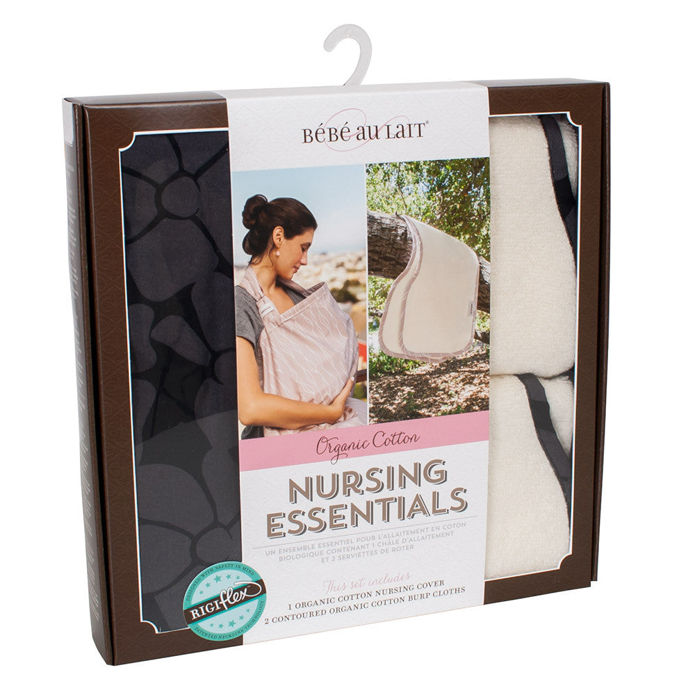 Organic Cotton Nursing Essentials