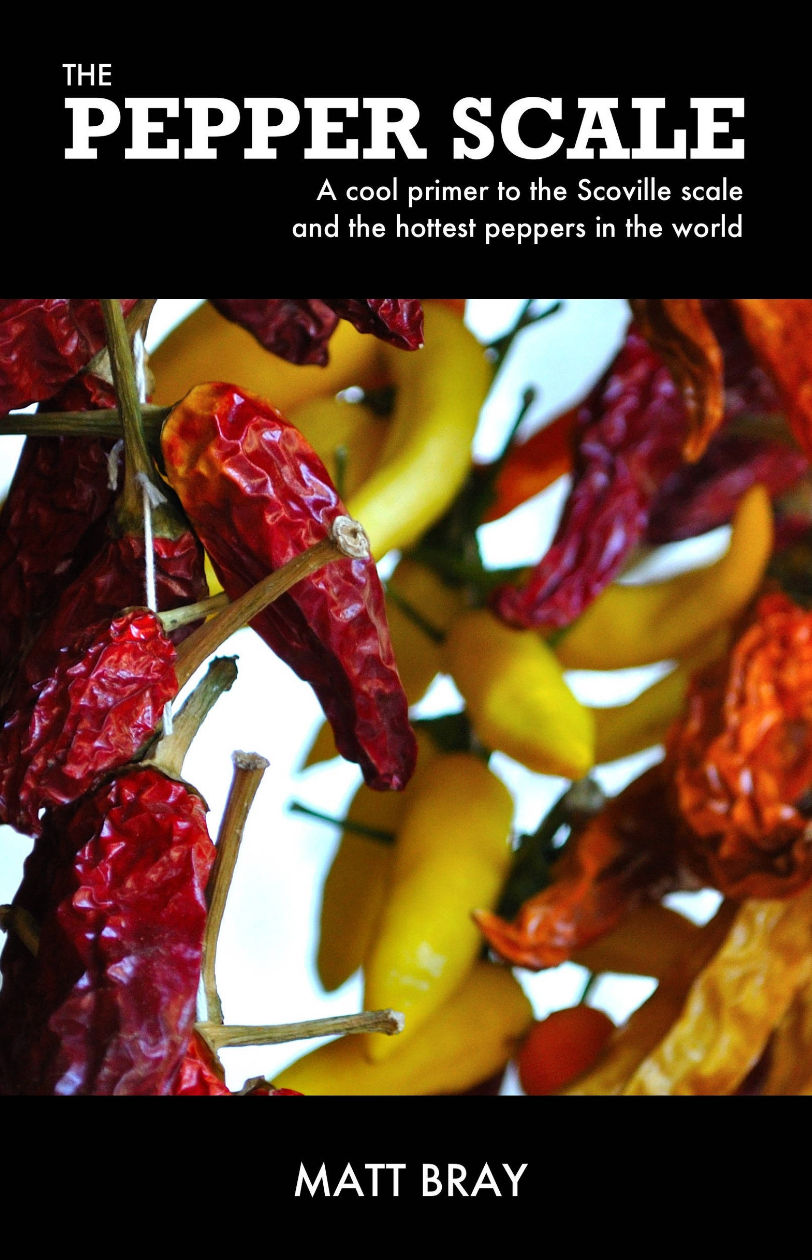 The Pepper Scale - Ebook Version