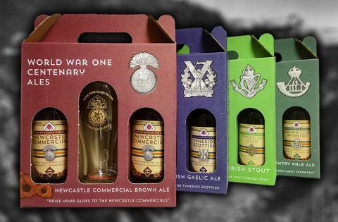 World War One Centenary Ales