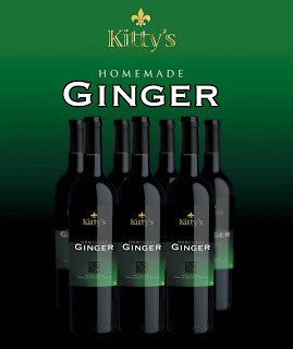 Kittys Ginger Wine