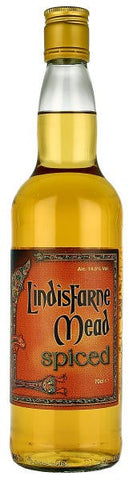 Lindisfarne Spiced Mead - 14.5%