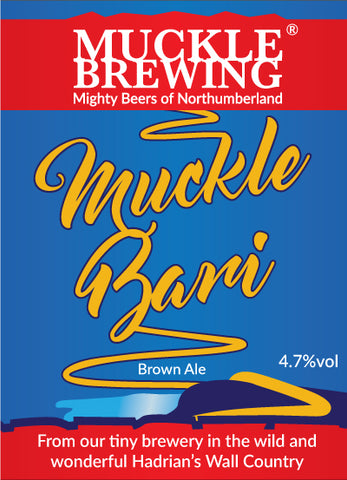Muckle Brewing-Muckle Bari 4.7%