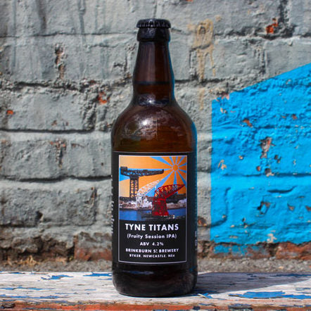 Tyne Titans (500ml-4.2%)