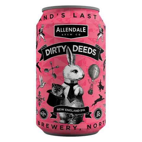 Allendale Brewery Dirty Deeds