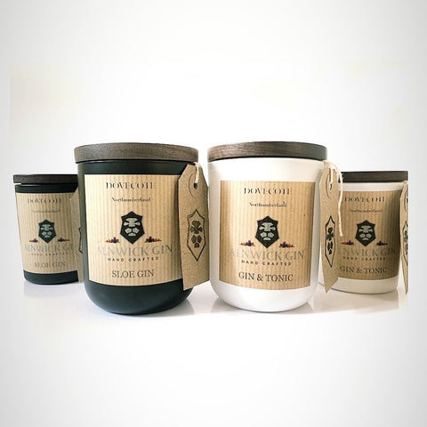 Alnwick Gin Luxury Candle