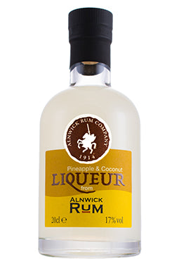 Pineapple & Coconut Liqueur-(17%abv-20cl)