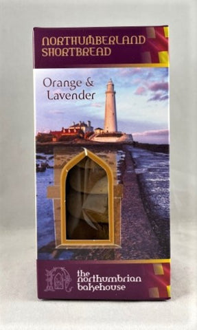 Northumbrian  Bakehouse - Orange & Lavender