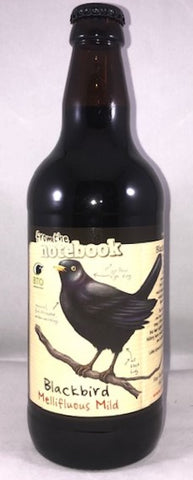 From the Notebook - Blackbird (4.2%abv)