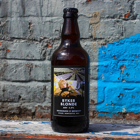Byker Blonde (500ml-4.0%)