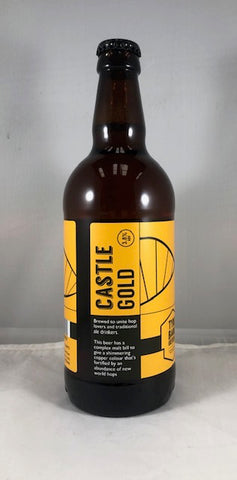 Tyne Bank Brewery Castle Gold 3.8%