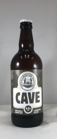 Hexhamshire Brewery  Cave - 4.5%