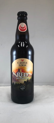 Castle Eden Red 4.4%