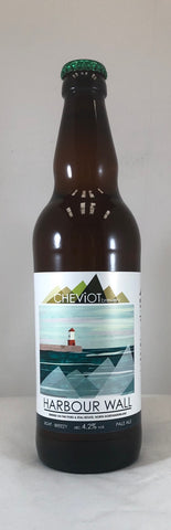 Cheviot Brewery Harbour Wall 4.3%