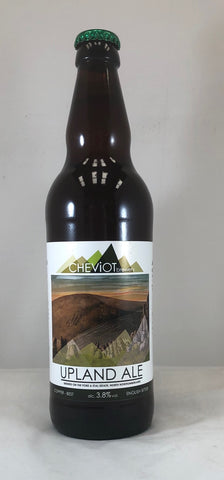 Cheviot Brewery Upland Ale 3.8%