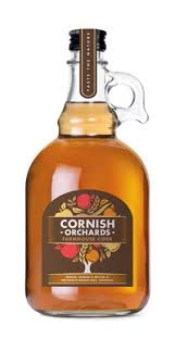 Cornish Orchards Farmhouse Still Cider - Flagon
