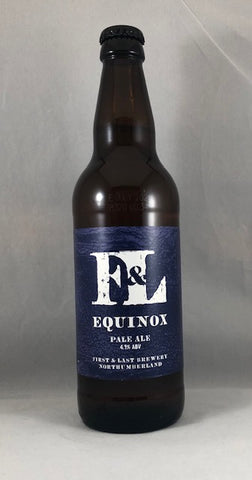 First & Last Brewery-Equinox 4.1%
