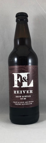 First & Last Brewery-Reiver 4.2%