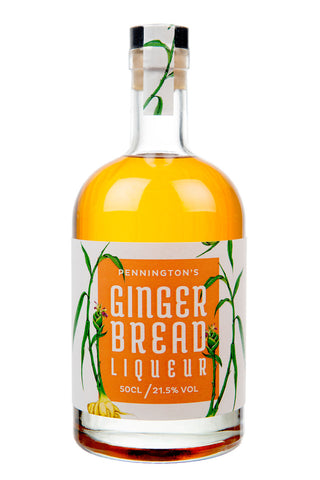 Gingerbread Liqueur (21.5%abv-50cl)