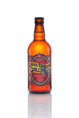 Cullercoats Brewery - Grace Darling Gold