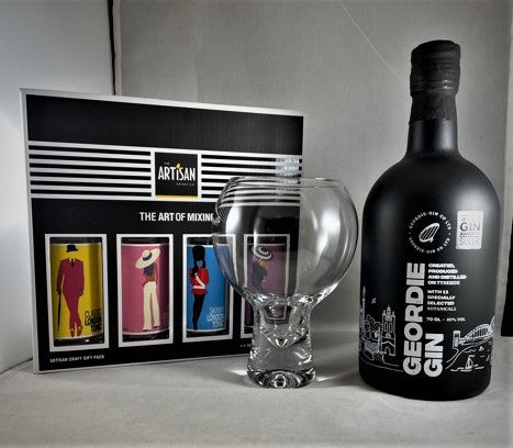 Selected Gin Gift Set