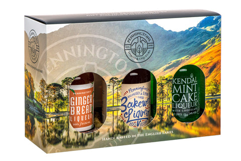 Penningtons 20cl Liqueur Gift Box