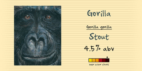 From the Notebook - Gorilla