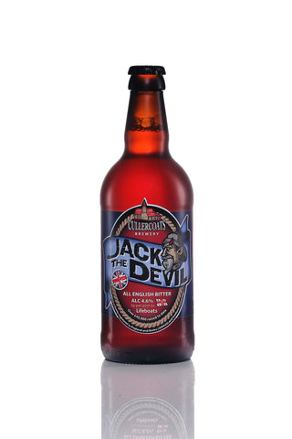 Cullercoats Brewery - Jack the Devil