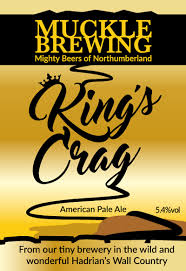 Muckle Brewing-King's Cragg 5.4%