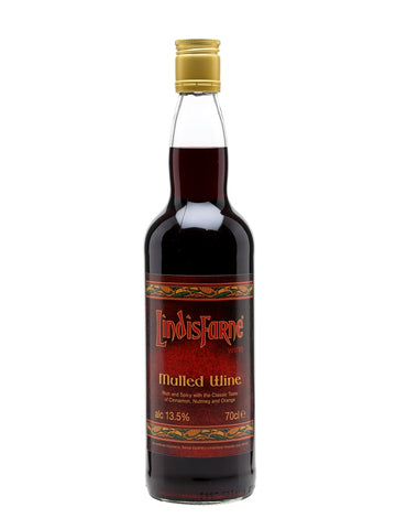 Lindisfarne Mulled Wine (70cl-13.5%)