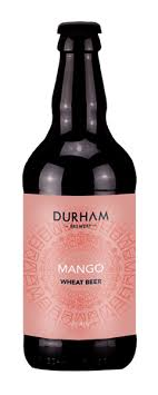Durham Brewery Mango Wheat Beer 5.0%
