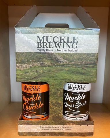Muckle Brewery 4 Beer Bottled Gift Pack